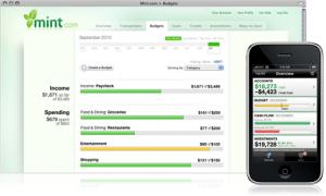 Mint.com Budget Software