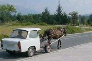 saving gas and money